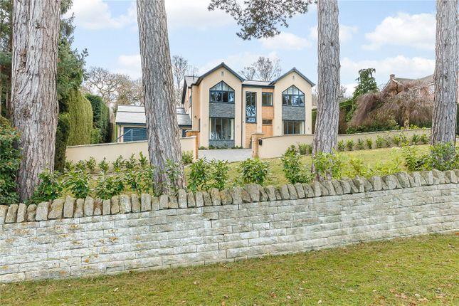 Thumbnail Detached house for sale in Ashley Road, Battledown, Cheltenham