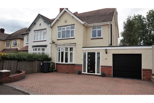 3 bed semi-detached house for sale in Brook Crescent, Stourbridge DY9