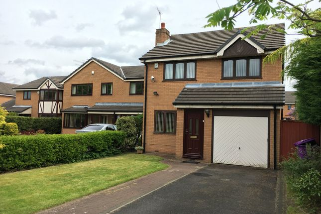 Thumbnail Detached house to rent in Stonecrop, Calderstones, Liverpool
