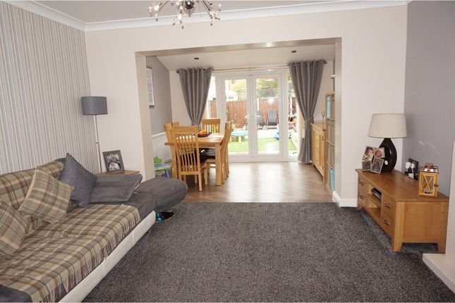 Thumbnail Town house for sale in Heys Close, Rochdale