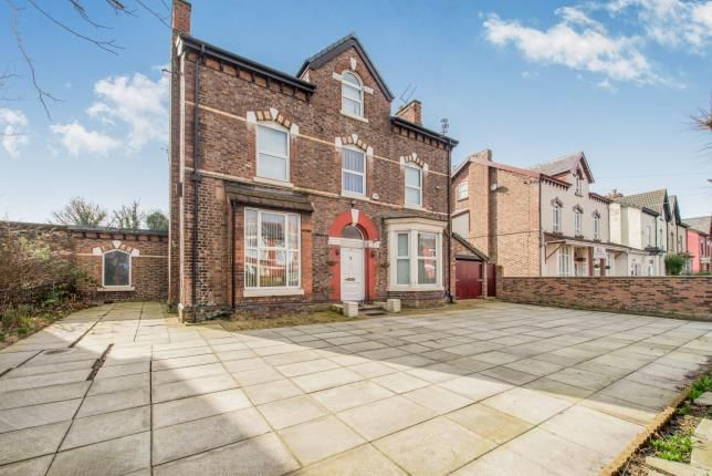 Thumbnail Detached house for sale in Orrell Lane, Liverpool, Merseyside