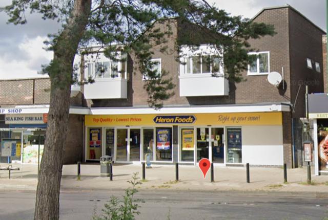 Thumbnail Retail premises for sale in Bestwood Park Drive West, Nottinghamshire