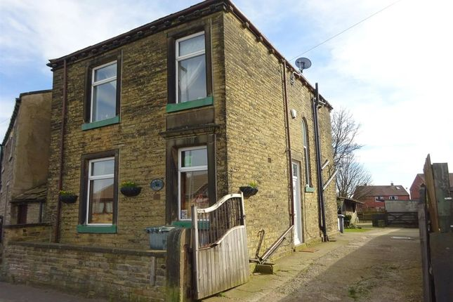 Thumbnail Detached house for sale in Halifax Road, Hightown