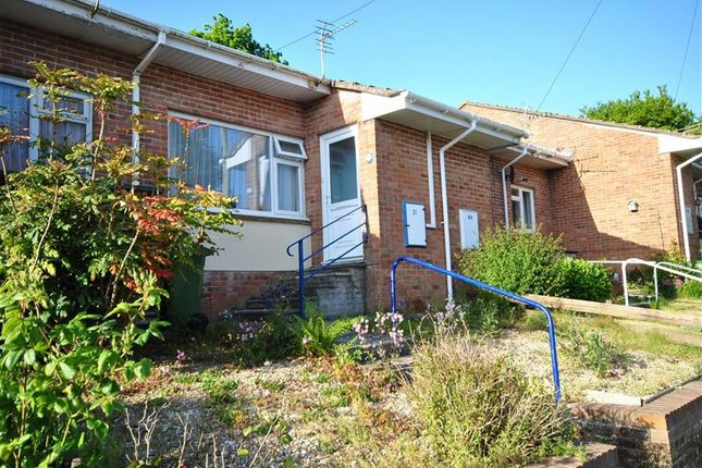 Thumbnail Terraced bungalow for sale in Springfield Road, Bickington, Barnstaple
