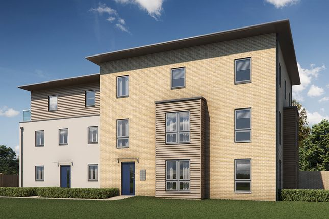 Thumbnail Flat for sale in Thorney Leys, Witney