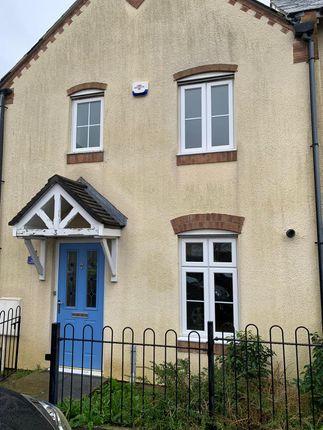 Thumbnail Semi-detached house to rent in Yr Hen Gorlan, Swansea Gowerton