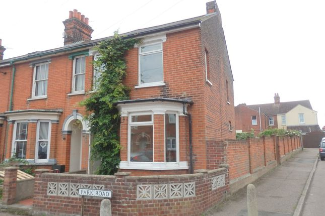 2 bed end terrace house to rent in Park Road, Harwich