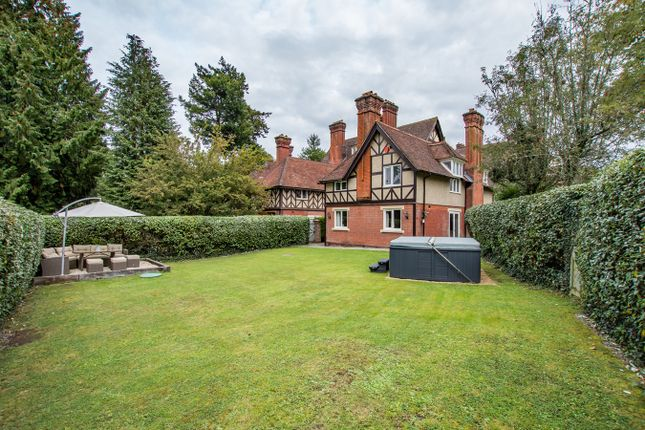Thumbnail Detached house for sale in Castle Malwood Lodge, Minstead, Lyndhurst