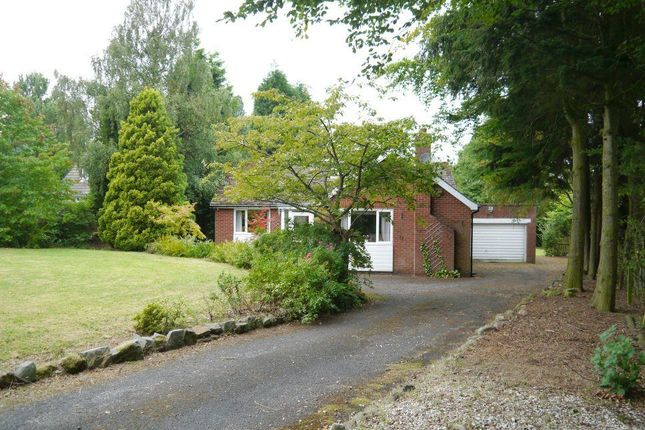 Thumbnail Detached bungalow for sale in Greenacres, Ponteland, Newcastle Upon Tyne