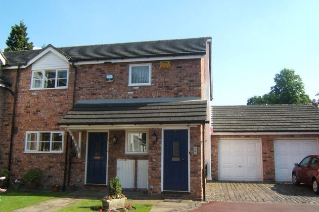 Thumbnail Flat to rent in 1 Park Ct Mews, Cheadle
