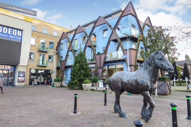 Thumbnail Flat for sale in Dray Horse Yard, Dorchester