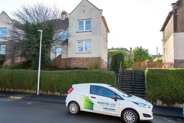 Thumbnail Flat to rent in Kennedy Crescent, Kirkcaldy
