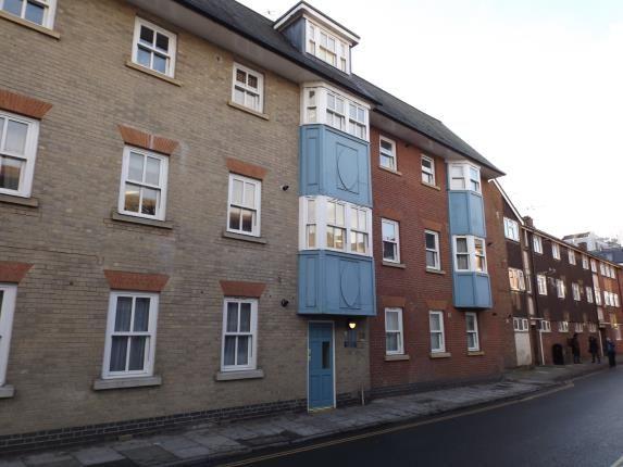 Thumbnail Flat for sale in Bedwin Street, Salisbury