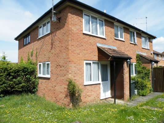 1 bed end terrace house to rent in Wainwright, Werrington, Peterborough PE4