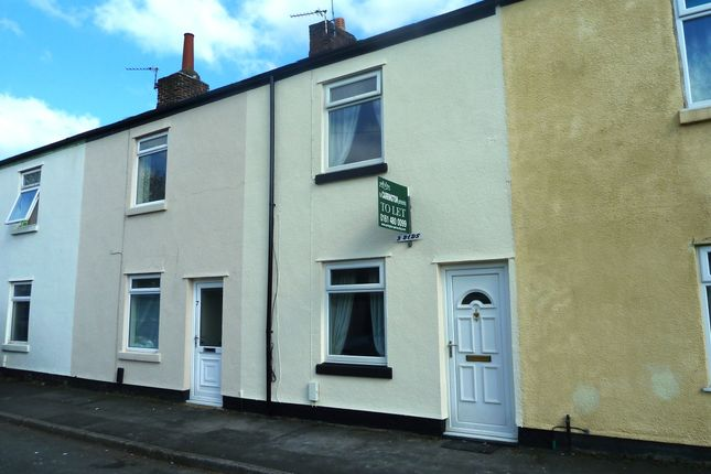 Thumbnail Terraced house to rent in Wellington Street, Hazel Grove, Stockport