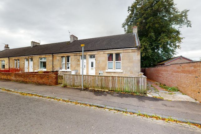 Thumbnail Semi-detached bungalow for sale in East Hamilton Street, Wishaw