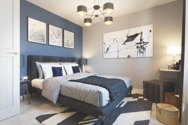 Bellbroughton Bedroom CGI
