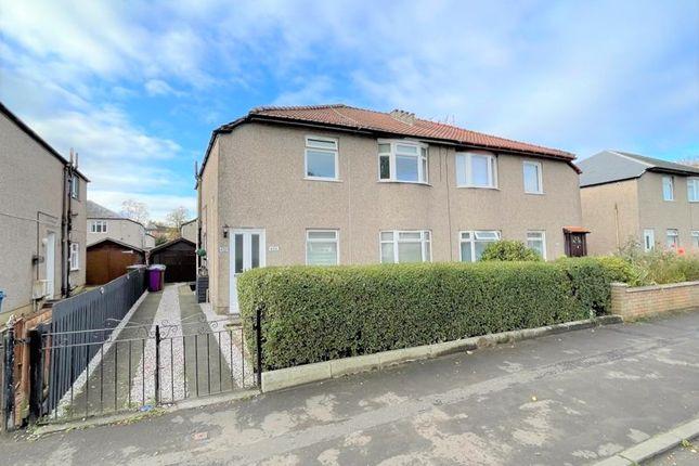 3 bed flat for sale in Castlemilk Road, Croftfoot, Glasgow G44