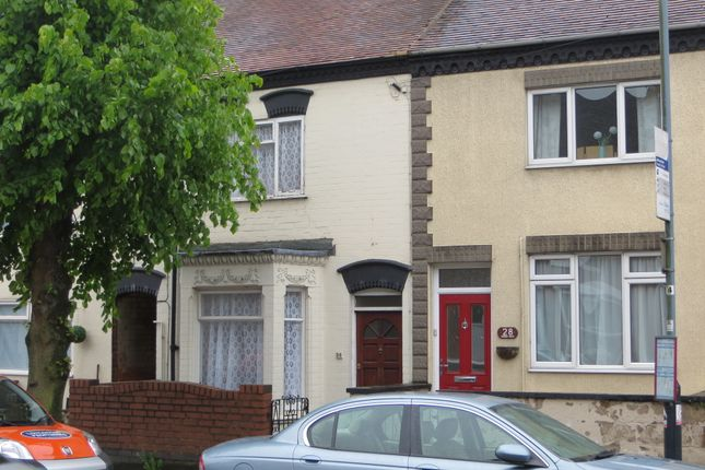 2 bed terraced house to rent in Arbury Road, Nuneaton