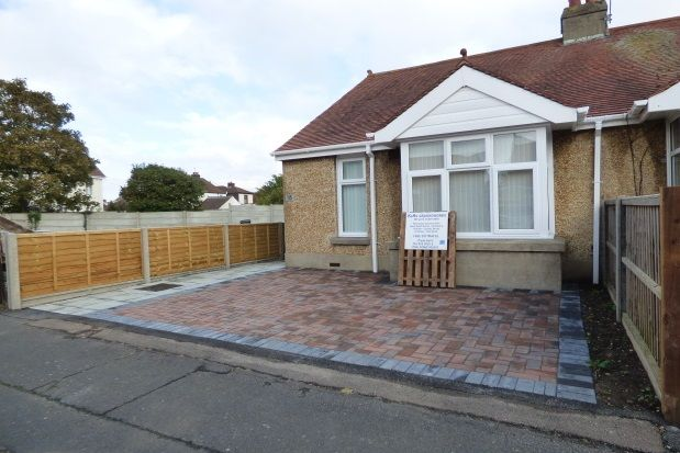 Thumbnail Bungalow to rent in Clyde Road, Gosport