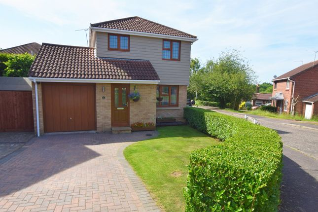 Thumbnail Detached house for sale in Portman Drive, Billericay