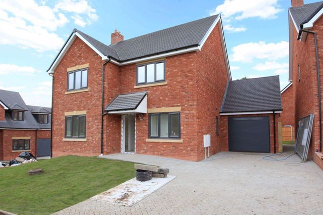 Thumbnail Detached house for sale in Plot 2, Pool Hill Road, Horsehay