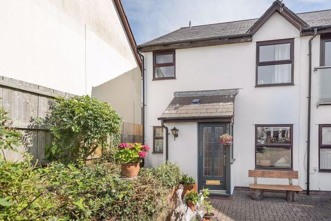 Thumbnail Maisonette for sale in Cambria Close, Caerleon
