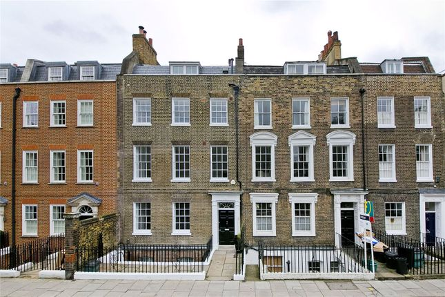 Thumbnail Terraced house to rent in Colebrooke Row, Islington, London