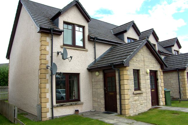 Thumbnail Flat for sale in Corbett Place, Aviemore