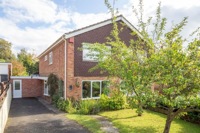 Thumbnail Semi-detached house for sale in Kites Close, Warwick