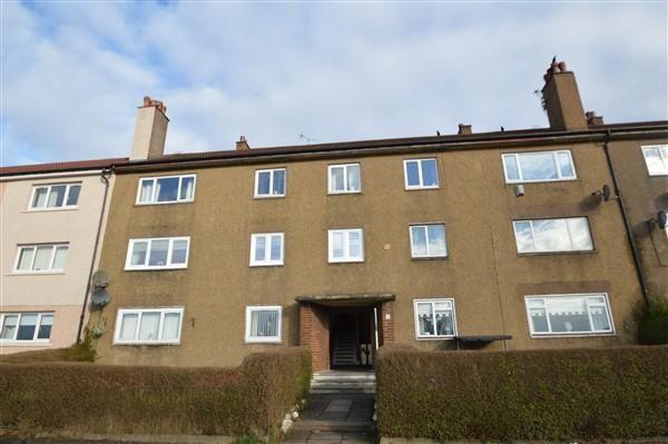 Thumbnail Flat for sale in Belsyde Avenue, Drumchapel, Glasgow