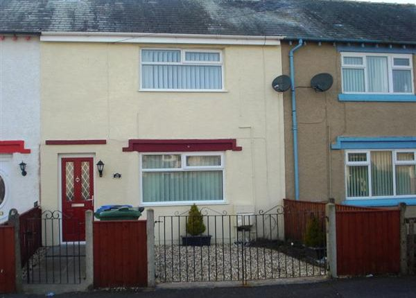 2 bed terraced house to rent in Mowbray Road, Fleetwood