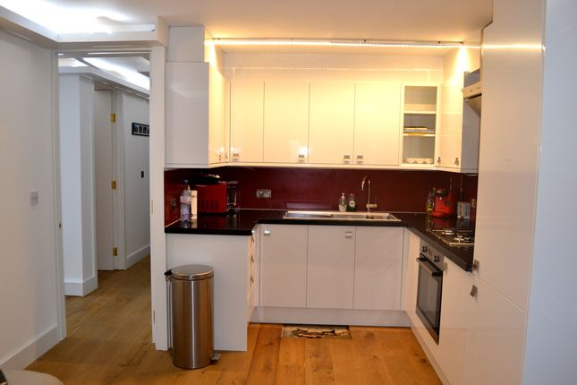 Thumbnail Flat to rent in Overbrook Walk, Edgware, London