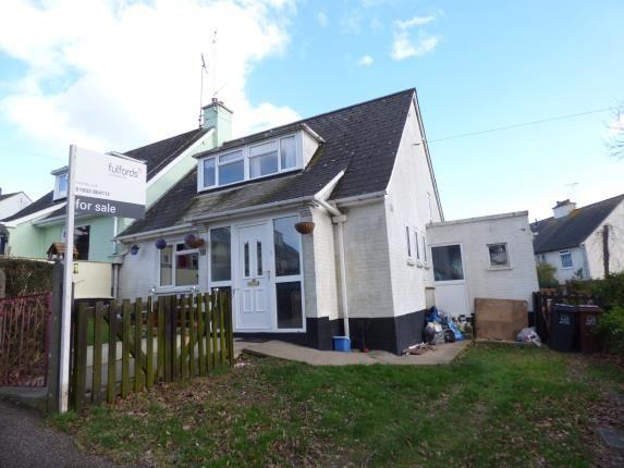 Thumbnail Semi-detached house for sale in Totnes, Devon, United Kingdom
