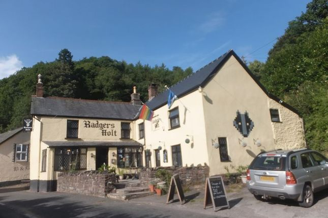 Thumbnail Pub/bar for sale in Bridgetown, Dulverton