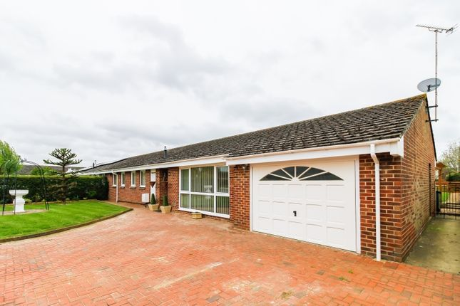 Thumbnail Detached bungalow to rent in Bunyan Road, Bicester