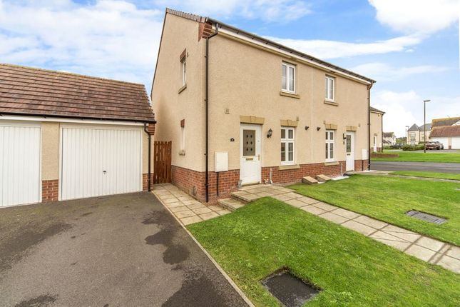 Thumbnail Semi-detached house for sale in 1 Burnbrae Pend, Bonnyrigg