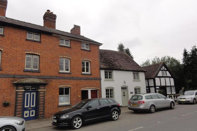 Thumbnail Terraced house to rent in Beech Villa, Bosbury, Ledbury, Herefordshire