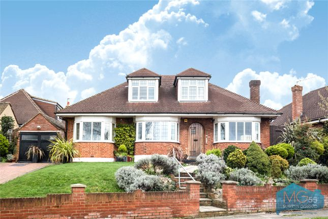 Thumbnail Detached house for sale in Chandos Avenue, Southgate, London