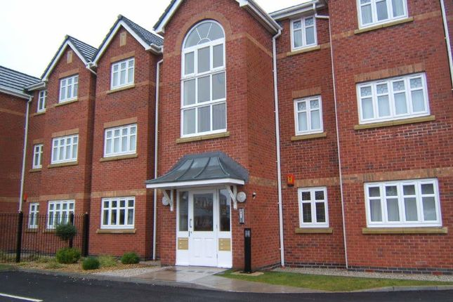 Thumbnail Flat for sale in Rollesby Gardens, Sutton Heath, St Helens