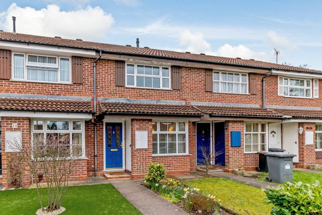Thumbnail Terraced house for sale in Finlay Gardens, Addlestone