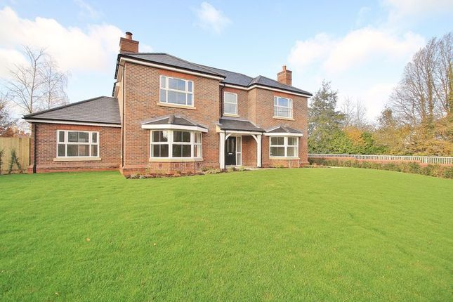 Thumbnail Detached house for sale in Winterbrook, Wallingford