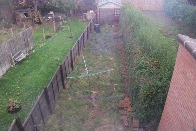 Garden of Pershore Road, Stirchley, Birmingham B30