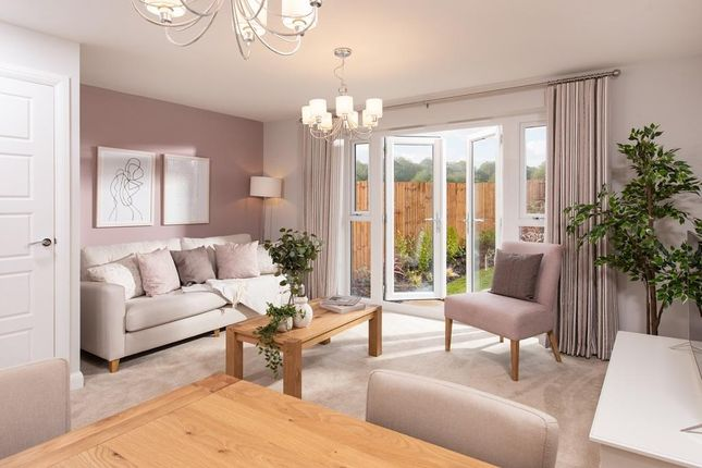 "Thumbnail Semi-detached house for sale in ""Wilford"" at Jessop Court, Waterwells Business Park, Quedgeley, Gloucester"