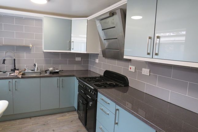 Thumbnail End terrace house to rent in Sovereign Road, Coventry