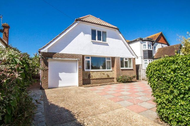 Thumbnail Detached bungalow for sale in Heathfield Road, Seaford