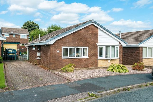 2 bed bungalow for sale in Romiley Square, Standish, Wigan