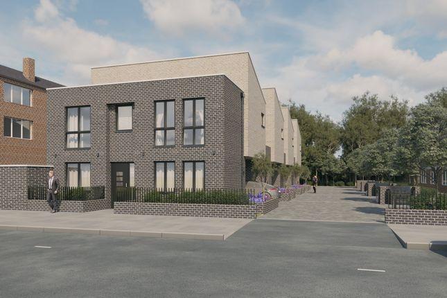Thumbnail End terrace house for sale in Woodlands Avenue, Ruislip
