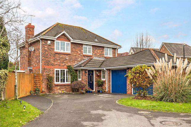 4 bed detached house for sale in Myrrfield Road, Bishopdown, Salisbury, Wiltshire
