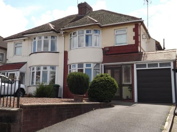Thumbnail Semi-detached house for sale in Wolverhampton Road, Oldbury, West Midlands